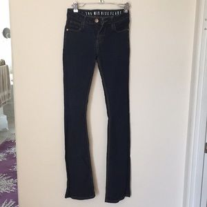 Cotton On jeans, 2, mid rise flare